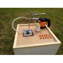 Sublivar - oxalic acid vaporizer - complete set