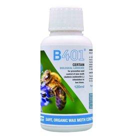 B401 120 ml - wasmot controle