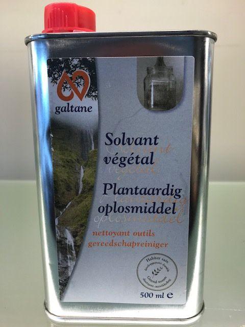 Plantaardig oplosmiddel - 500ml-1