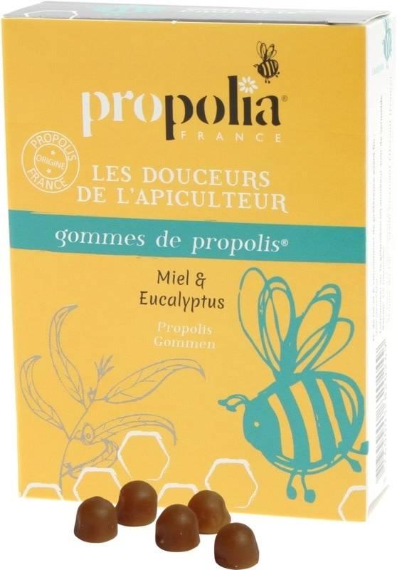 Propolis lozenges - Eucalyptus