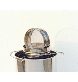 Stainless steel strainer for Lega - 30/50kg