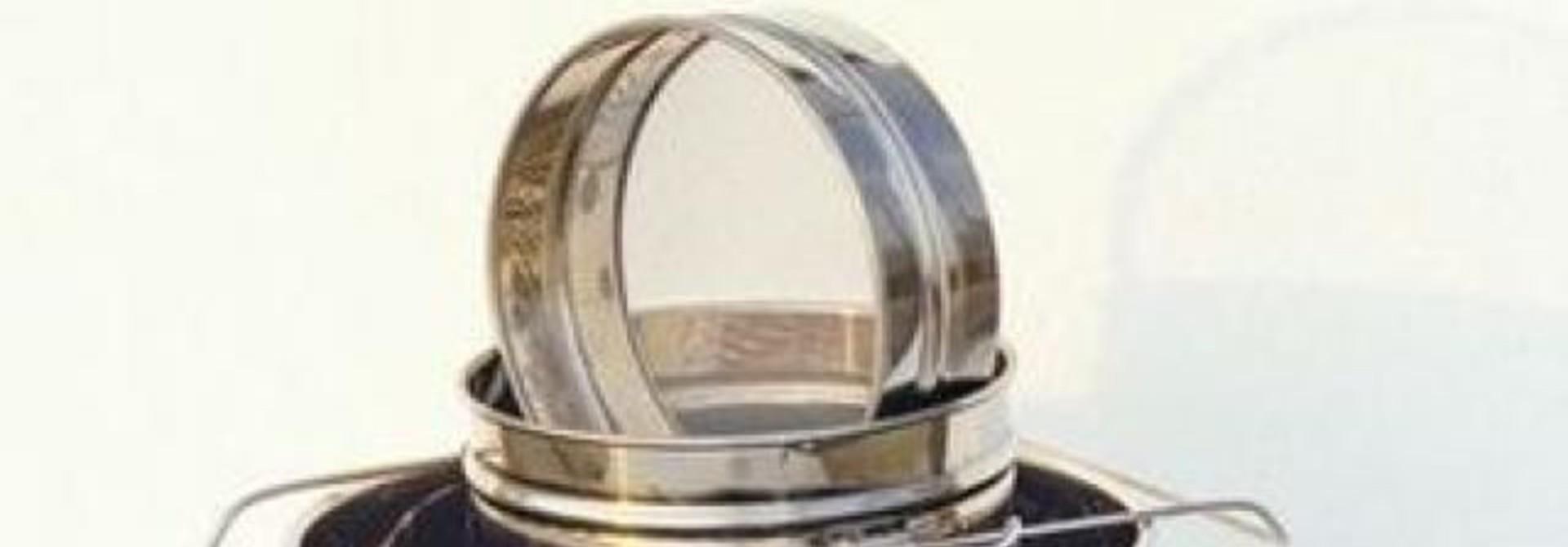 Zeef voor rijper Lega - 100 kg