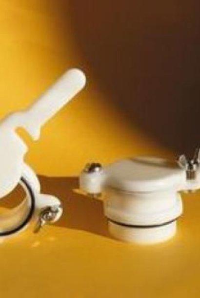 Plastic cutting tap Lega - 40mm