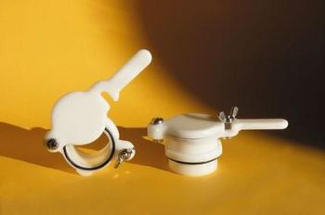 PVC snijkraan Lega - 40mm-1