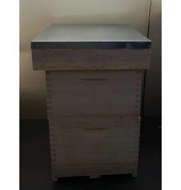 Complete Langstroth bijenkast - 10 ramen