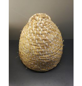 Straw beehive 35x35cm