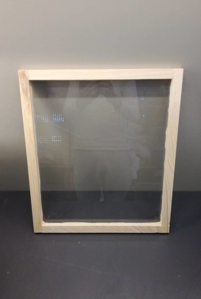 Transparent inner cover - wood bound DB10