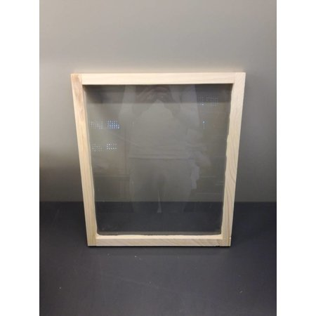 Transparent inner cover - wood bound DB12
