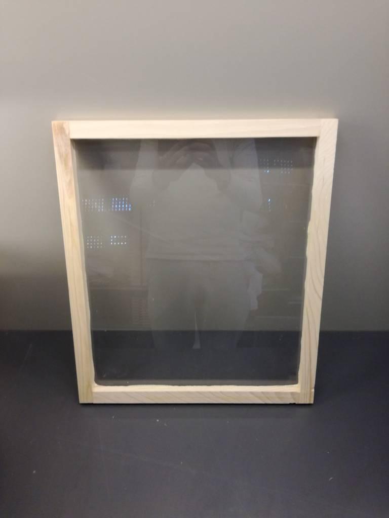 Couvre-cadres transparent - encadré DB12-1