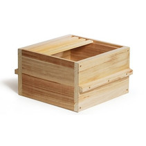 Warré  box without top bars