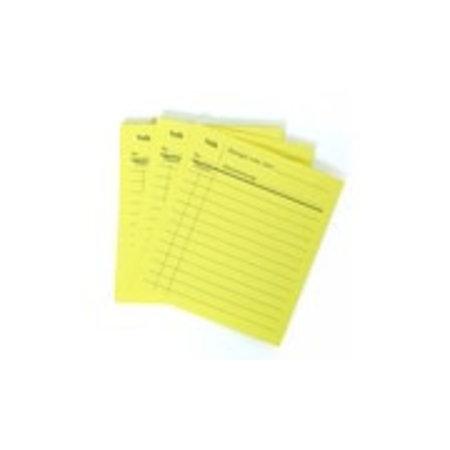 Cartes de note ( 20 pieces)