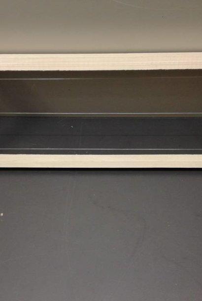 10 Simplex super frames (assembled & NOT wired)
