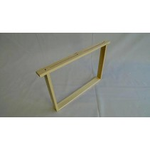 10 Simplex broedramen (gemonteerd & NIET bedraad)