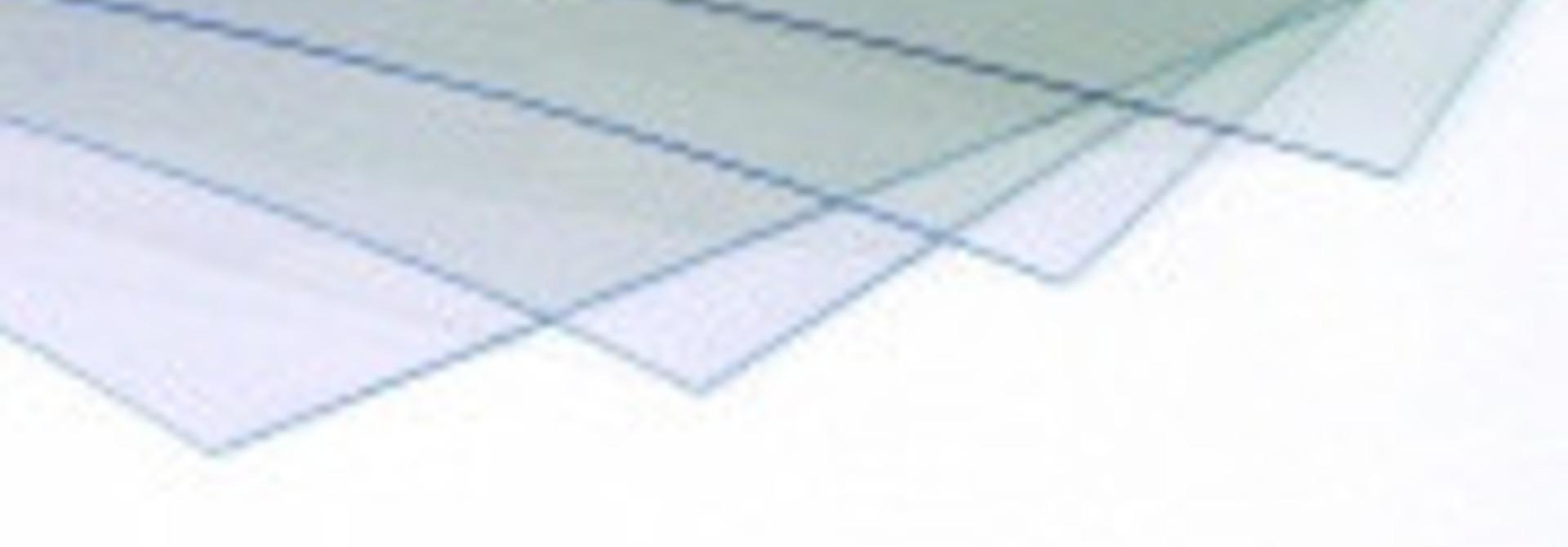 PVC afdekplaat voor afleggerkastje Segeberger