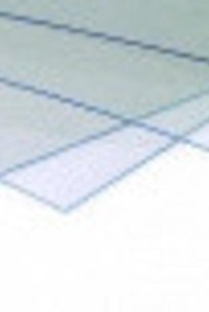 Plexiglas afdekplaat Dadant Blatt afleggerkast