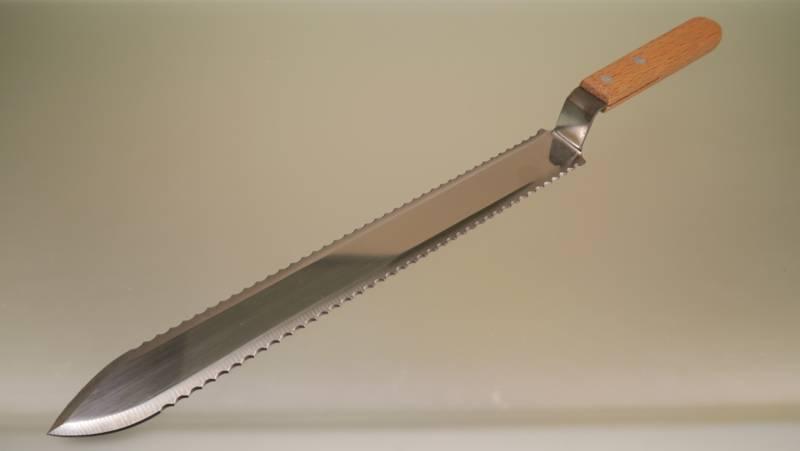 Couteau a desoperculer – 28 cm-1