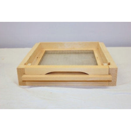 mini-plus houten bodem