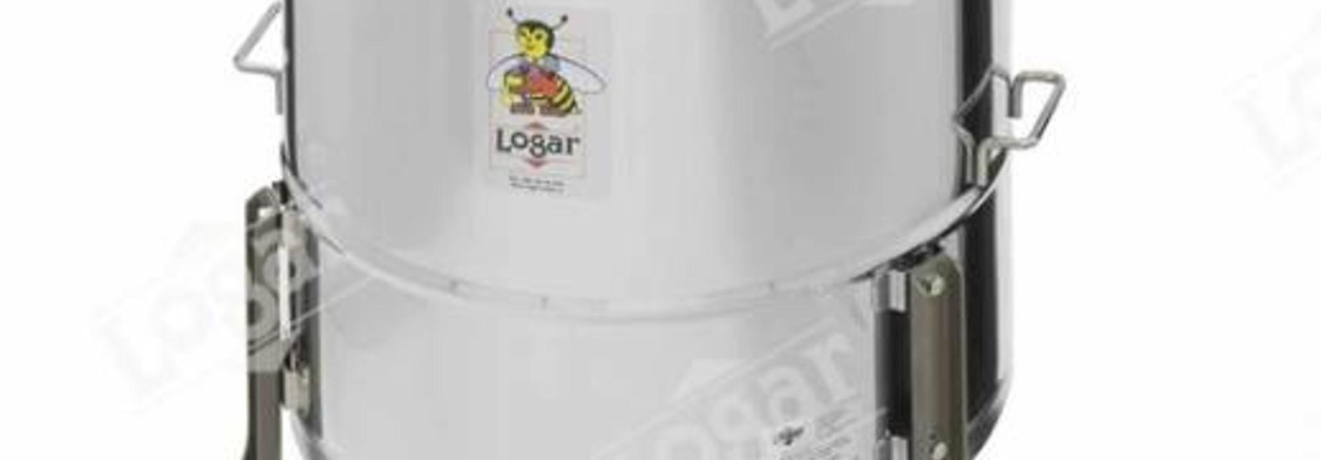 Honingslinger Logar 4 ramen zonder middenas  - manueel