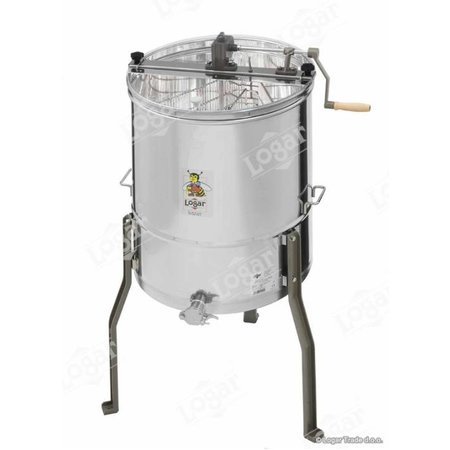 Honey extractor Logar 4 ramen without middle axle - manual