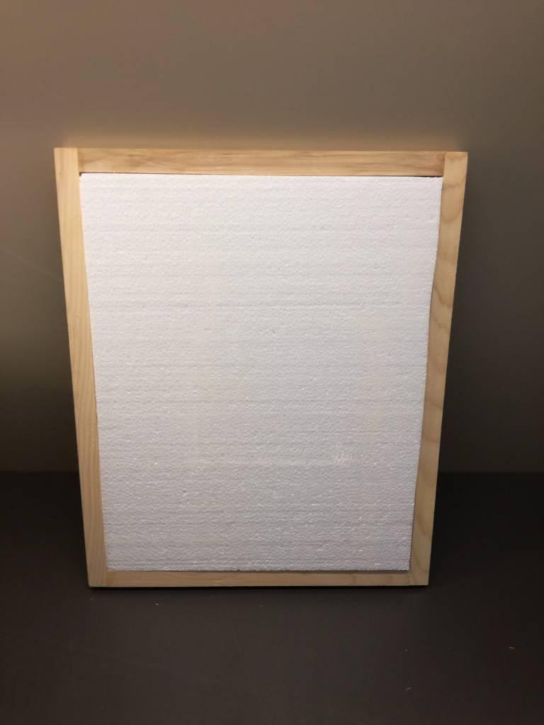 Isolatie (piepschuim) voor afdekplaat Simplex-1