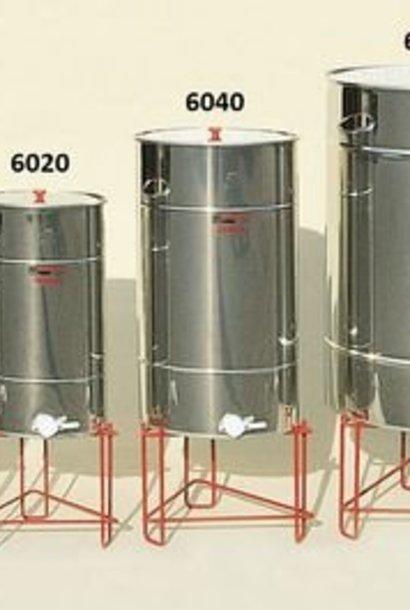 Maturateur de miel 100 kg diam. 40cm.