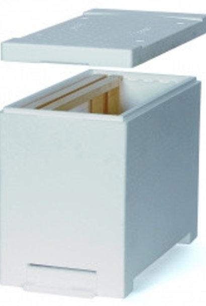 Ruchette Dadant (polystyrène) - 6 cadres