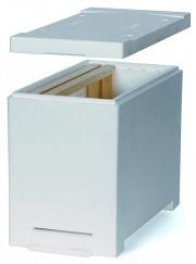 Dadant Blatt afleggerkast (styropor) - 6 ramen-1