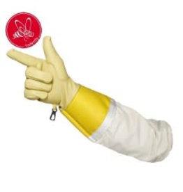 Leather gloves - Swienty
