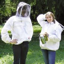 Blouson d'apiculteur Astronauta