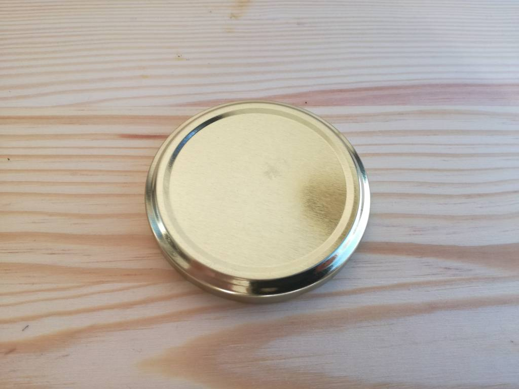 Golden lid TO 77