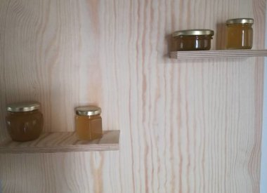 Honing als doopsuiker
