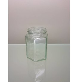 Hexagonal potje 250 gram
