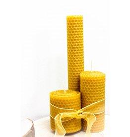 Set diverse bijenwaskaarsen