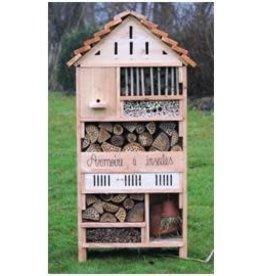 Insectenhotel - Kast 5