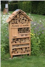 Insect hotel - Hive 4