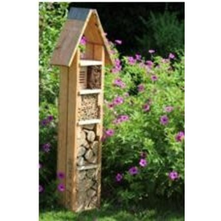 Insect hotel - Tower - Feeder