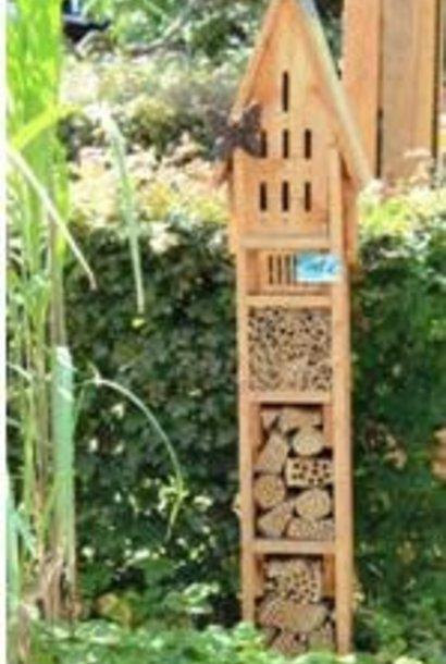 Insectenhotel - Vlinder toren