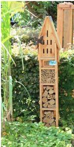 Insectenhotel - Vlinder toren-1