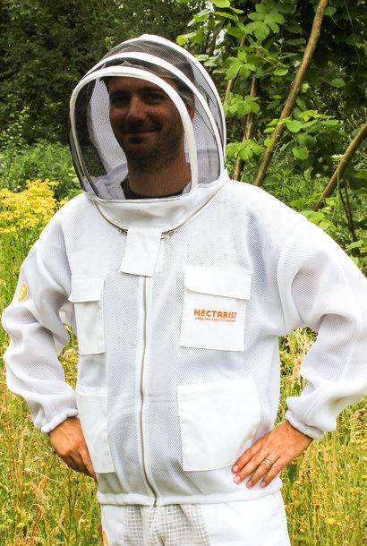 Air permeable beekeeper jacket - english model