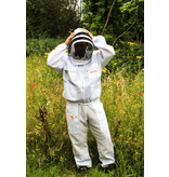 Air permeable beekeeper jacket - english model
