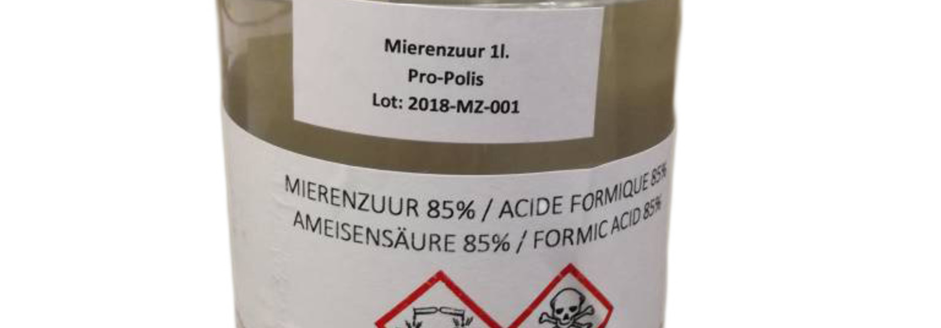 Mierenzuur 85% - 1 liter
