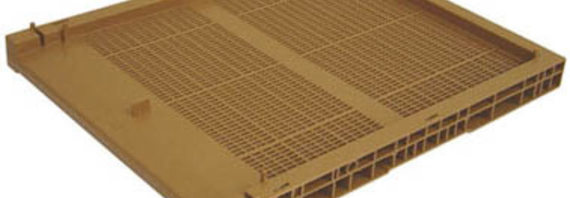 PVC Nicot dadant bodem volledige verluchting