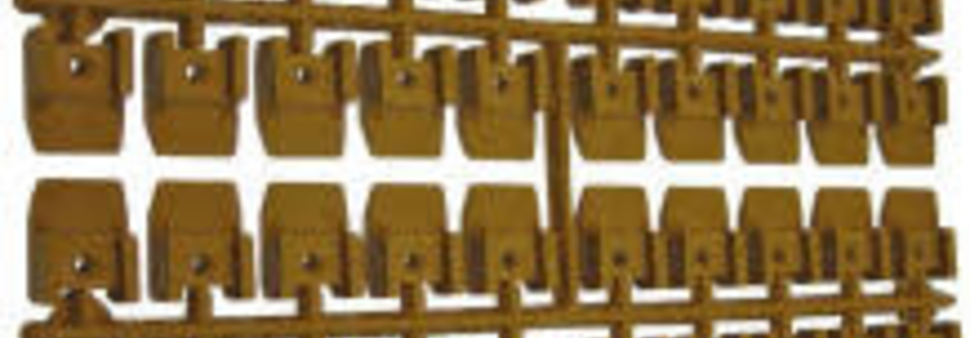 Nicot center clips - 40 stuks