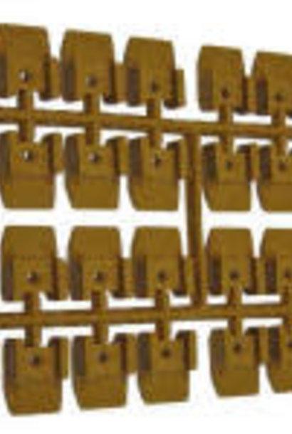 Nicot center clips - 40 pièces