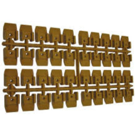 Nicot center clips - 40 pieces