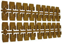 Nicot center clips - 40 stuks-1