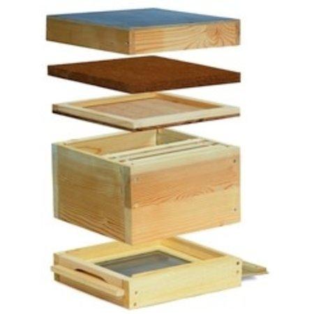 Complete houten mini plus