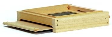 Mini plus houten varroa bodem-1