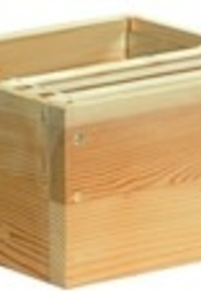 Mini plus en bois corps sans cadre