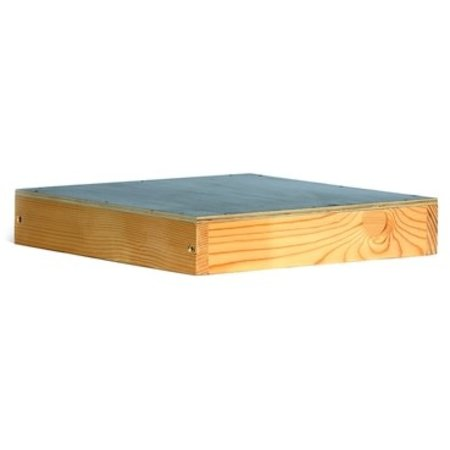 Wooden mini plus lid